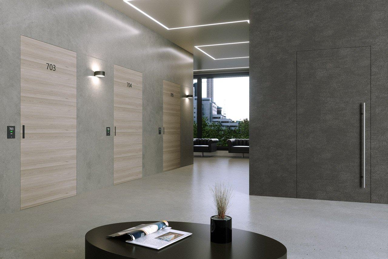 Hydraulic flush doors closers manufacturers