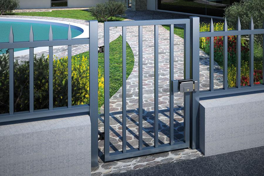 Hydraulic pedestrian gate closers manufacturers